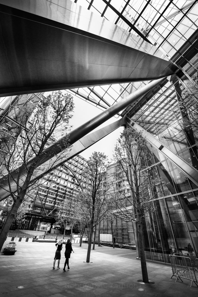 City of London - Broadgate Tower