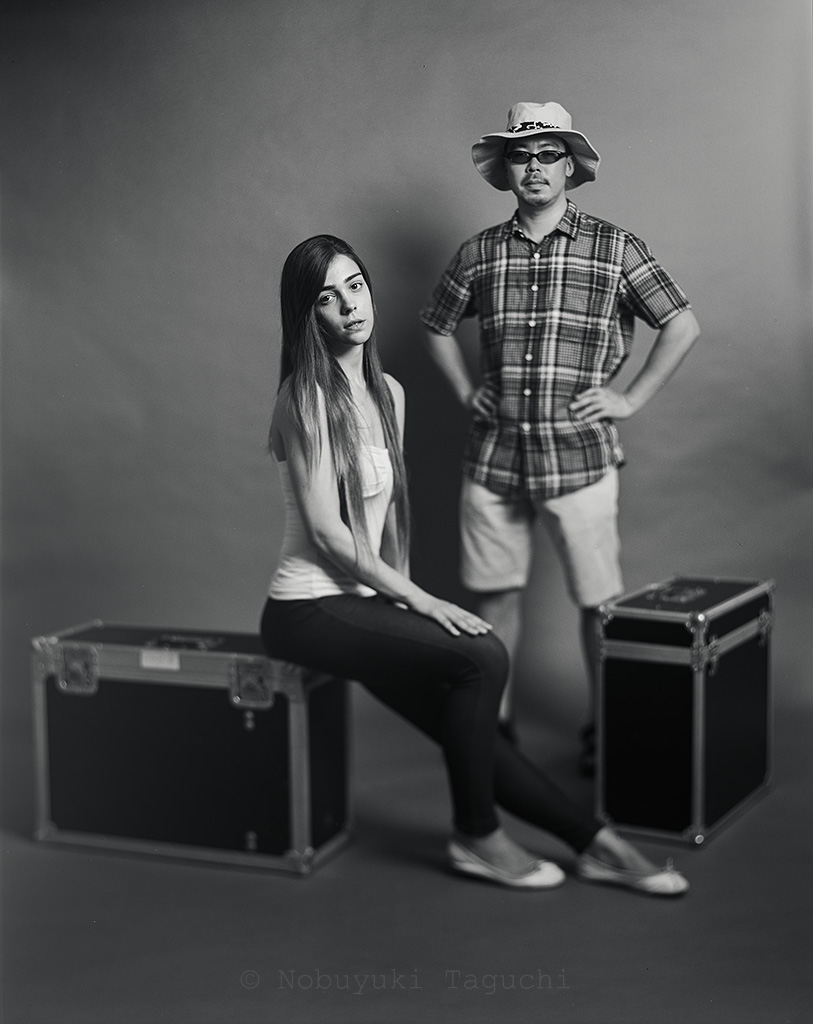 Portrait - Large Format - Photo 975
