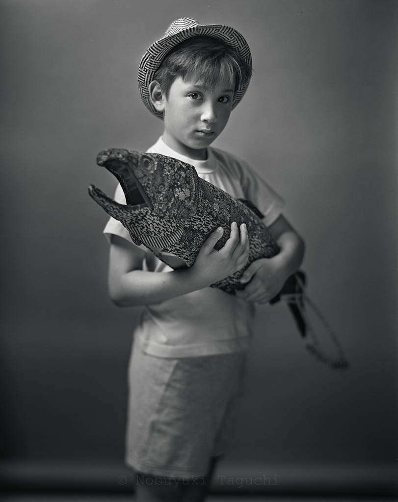 Portrait - Large Format - Photo 978
